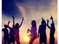 Social fun for singles men and women in London