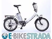 MOTORHOME Electric Folding Bike Inc FREE Storage BAG
