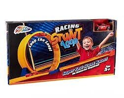 Racing stunt loop