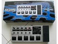 Korg AX1500G Guitar Multi Effects