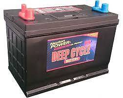 Deep CYCLE Neuton Power 105 Ah 700 CCA battery for sale Canning Vale Canning Area Preview