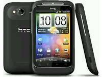 HTC wildfire S black unlocked cheep android £30 ovno kings heath quick sale