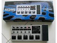 Korg AX1500G Guitar Multi Effects