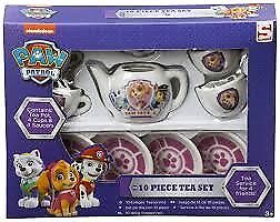 paw patrol 10 piece tea set brand new in box (FREE LOCAL DELIVERY)