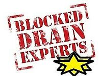 [60min Response] Unblocking Blocked/Clogged Drain Cleaning-Unblocking Drains/Toilet/Sink/drainage