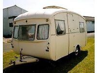 Old Caravan, Classic Caravan, Retro Caravan , Cheltenham, Sprite,