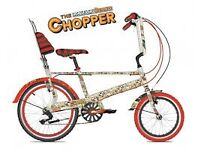 **Brand New** Raleigh Beano Chopper Bicycle - LIMITED EDITION