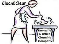 One-off domestic clean, Move In/OUT clean, End of tenancy clean