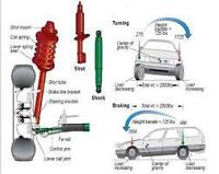 Save $$$ Need Struts or Shocks Done In a Fair Price