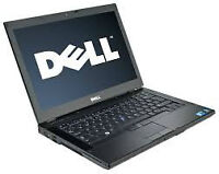 DELL core i5 2.67ghz 4 gb graveur dvd laptop  E6410 199$