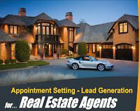 ATTENTION: REAL ESTATE AGENT --- (GO ON MORE APPOINTMENTS)