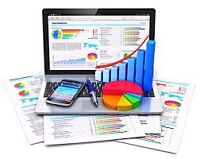 Financial Help: Accounting, Bookkeeping, Tax Return SERVICES