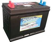 4WD SECOND BATTERY DEEP CYCLE 80AH / MARINE BATTERY Canning Vale Canning Area Preview