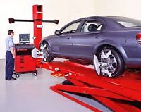Best place to get auto alignment