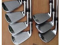 Wilson Staff Fg Tour V4 Irons 4-PW *Mint*