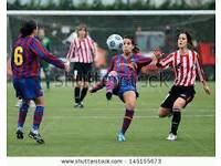 Female, ladies, womens Saturday football soccer - 1st. Session free in South London