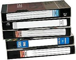 Convert VHS beta video8 hi8 minidv burn copy DVD transfer video