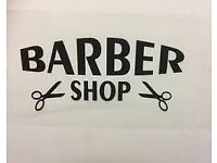 Barber required Part/Full Time
