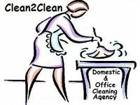 One/off Clean,Weekly Home & Office clean, Deep Clean - Move In/Out Clean-10% off - Carpet Cleaning