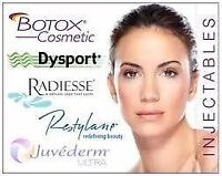 Last week specials-  Cosmetic Injectables