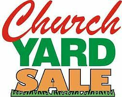 Church Yard Sale