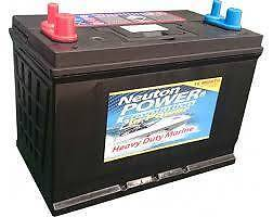 DEEP CYCLE DC24 HYBRID Battery (DUAL BATTERY SYSTEM) Canning Vale Canning Area Preview