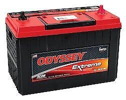 Odyssey Dry Cell Battery 12V