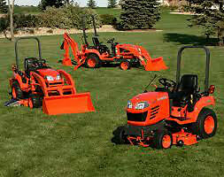 Kubota BX70 sub-compact tractors now 0% for 84 months!