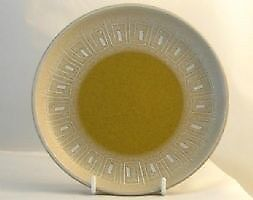 Denby Ode vintage retro dinner service perfect