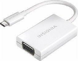 Insignia USB Type-C to VGA Adapter