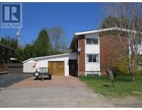 Semi-Detached Home With Open Concept in Elliot Lake!
