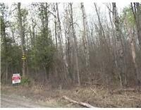 Land For Sale 3.21 Acres Spencerville Area Ontario