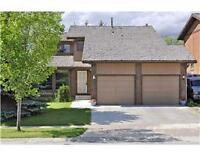 Estate home fully furnished in Ranchlands, NW. Calgary