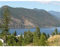 Sloped Lot - Amazing View of Little Shuswap Lake!