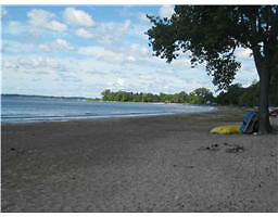 Avail labour day! Long beach cottage Lake Erie plus bunkie