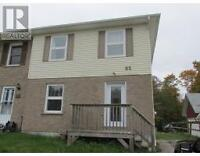 2 Storey Semi-Detached Home For Rent In Elliot Lake!