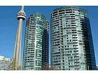 2 Bed + Den, 2 Wash, Parking and Hydro Incl at Front and Spadina
