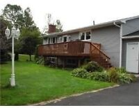 LOWER LEVEL OF HOME FOR RENT IN BEAUTIFUL QUISPAMSIS