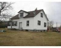 3 Bedroom home on 8.86 acres