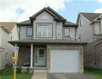 4 Bedrm single house at Waterloo Laurelwood avail. Feb. 1