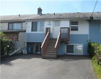 Furnished 3 bedroom 2 Bathroom Town House in Kitimat