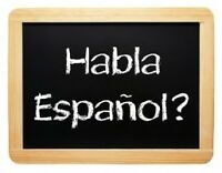 Spanish tutor/ lessons from a Native teacher
