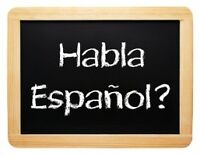 Spanish Tutor (native speaker)