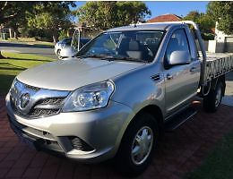 2013 Foton Tunland Ute **12 MONTH WARRANTY** West Perth Perth City Area Preview