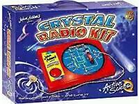 John Adams - CRYSTAL RADIO KIT