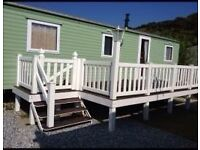 Challaborough caravan south Devon for hire