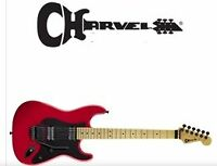 Charvel So-Cal-Style-1-HH Guitar in Candy Red