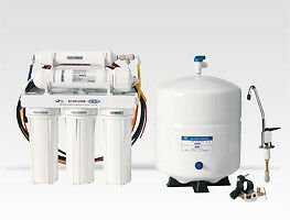 5 stage reverse osmosis drinking water system