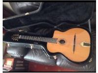 Gitane guitar CASE.