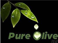 Pure Olive Ltd - Premier Cleaning Services - Domestic, Office, Carpet, Oven, Deep Clean, E.O.T.